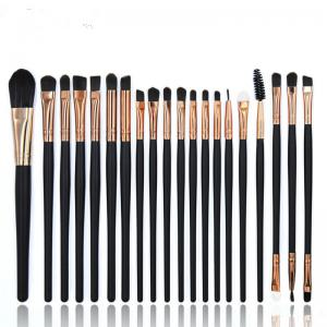 20pcs Makeup Brush for eye