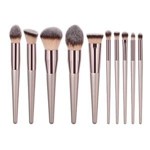 10pcs Makeup Brush for foundation